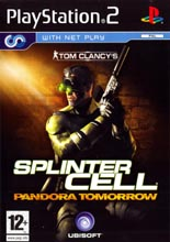 Tom Clancy's Splinter Cell Pandora Tomorrow (PS2)
