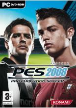 Pro Evolution Soccer 2008 (PC-DVD)
