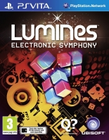 Lumines Electronic Symphony (PS Vita) (GameReplay)