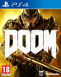 DOOM (PS4) (GameReplay) Bethesda Softworks