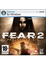 F.E.A.R. 2: Project Origin (PC-DVD, рус. вер.)