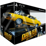 Driver: Сан-Франциско Collectors Pack (PS3)