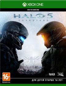 Halo 5: Guardians (XboxOne) (Б/У)