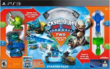 Skylanders: Trap Team Стартовый Набор (PS3)