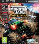 Monster Jam: Path of Destruction (PS3)