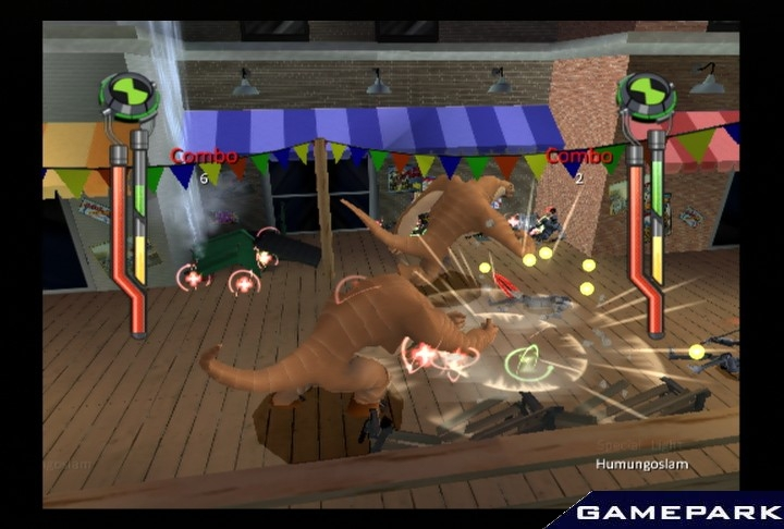 Free play games online of ben 10