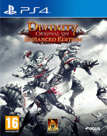 Divinity: Original Sin. Enhanced Edition (PS4)