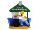 Фигурка Simpsons 7349-H: Homer and the Gummi Venus De Milo