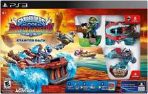 Skylanders SuperChargers Стартовый набор (PS3)