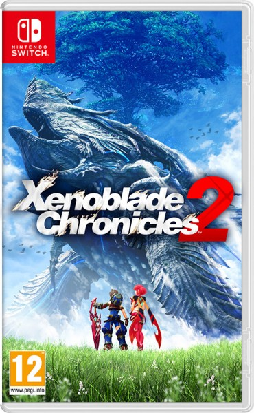 Xenoblade Chronicles 2 (Nintendo Switch) (GameReplay)