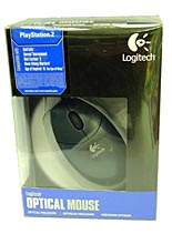 Optical Mouse /Logitech/
