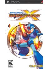 MegaMan Maverick Hunter (PSP)