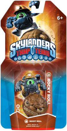 Skylanders: Trap Team Rocky Roll