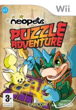 Neopets: Puzzle Adventure (Wii)