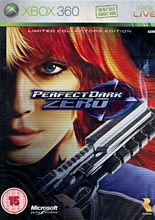 Perfect Dark Zero Limited CE (Xbox 360)