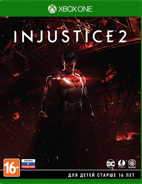 Injustice 2 (XboxOne) (GameReplay)