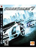 Ridge Racer 7 (PS3)