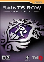 Saints Row: The Third (DVD-box)