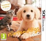 Nintendogs+Cats. Голден-ретривер и новые друзья. Русская версия (3DS)