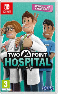 Two Point Hospital (Nintendo Switch) фото