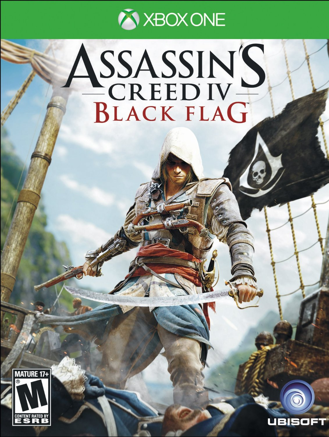 Assassin's Creed 4 (IV) Black Flag (Xbox One)