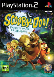 Scooby Doo & The Spooky Swamp (PS2)