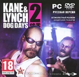 Kane & Lynch 2. Dog Days (PC-Jewel)
