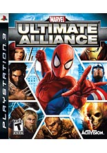Marvel Ultimate Alliance (PS3)