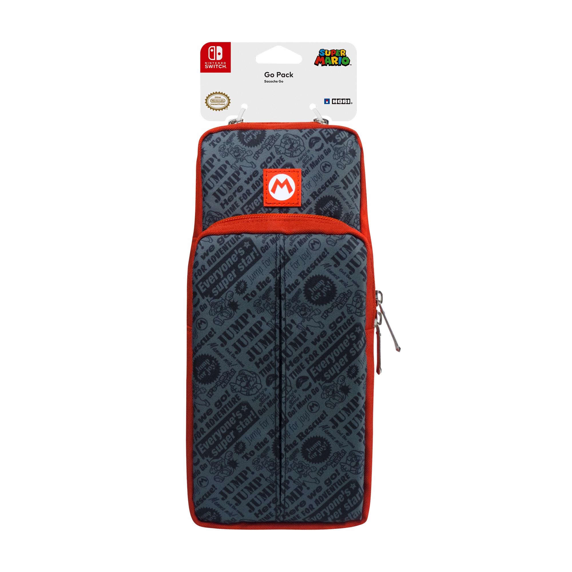 3477b5e405b1 Nintendo Switch Сумка Hori (SUPER MARIO) для акссесуаров и консоли Switch ( NSW-