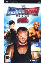 WWE SmackDown! vs. RAW 2008 (PSP)