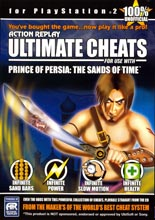 Ultimate Cheats: Prince of Persia