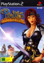 Pirates-the Legend of Black Kat