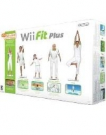 Balance Board + Wii Fit Plus