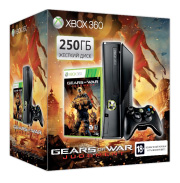 Xbox 360 250 Gb + Gears of War Judgement