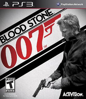 007: BloodStone (PS3) (Б/У)