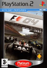 Formula One 2004 SCEE