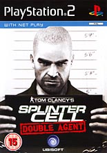Tom Clancy's Splinter Cell Двойной Агент (PS2)