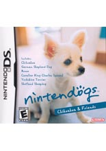 Nintendogs Chihuahua & Friends (DS)