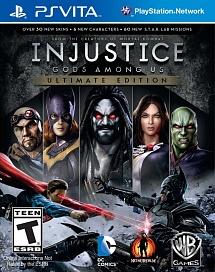 Injustice: Gods Among Us Ultimate Edition (PSVita) от GamePark.ru