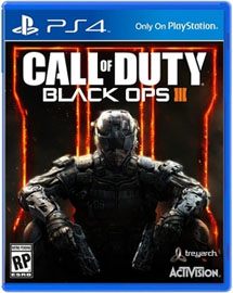 Call of Duty: Black Ops 3 (PS4) (Б/У)
