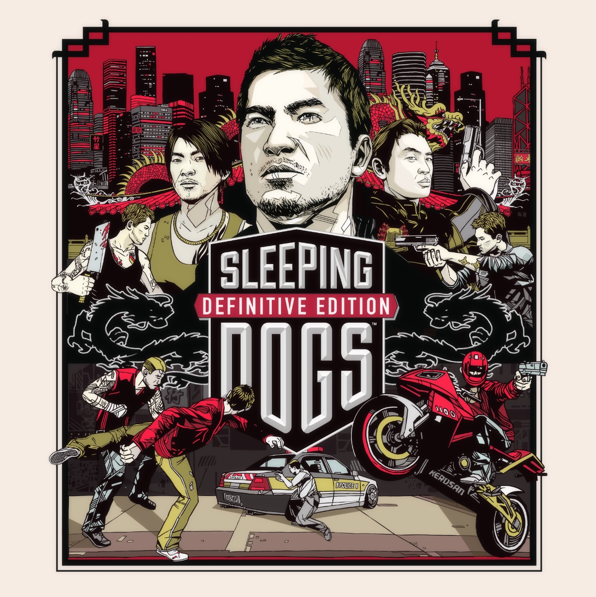 Sleeping Dogs: Definitive Edition (PC)