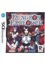 Dungeon Explorer: Warriors of Ancient Arts (DS)