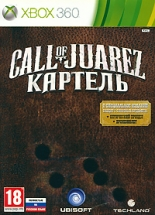 Call of Juarez: Картель Limited Edition (Xbox 360)