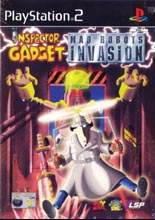 Inspector Gadget: Mad Robots Invasion