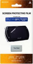 Защитная плёнка для экрана Screen Protector PSP Go