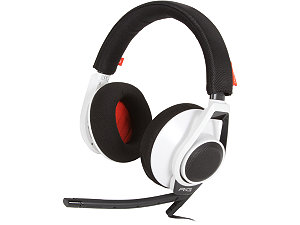 Гарнитура RIG Gaming Headset + Amplifier White (PS4)