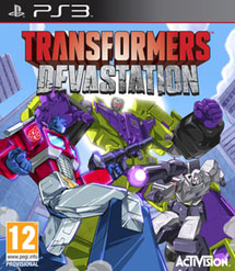 Transformers: Devastation (PS3)