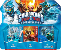 Skylanders: Trap Team Набор из 3-х фигурок №2