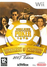 World Series of Poker 2007 Edition (Wii)