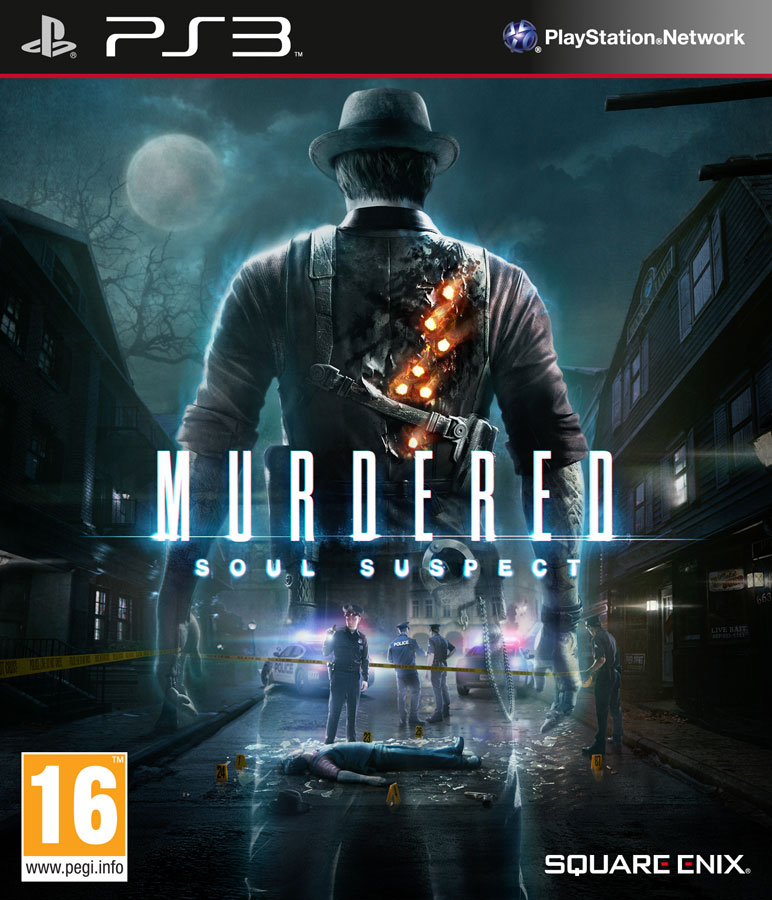 Murdered: Soul Suspect (PS3) (GameReplay)